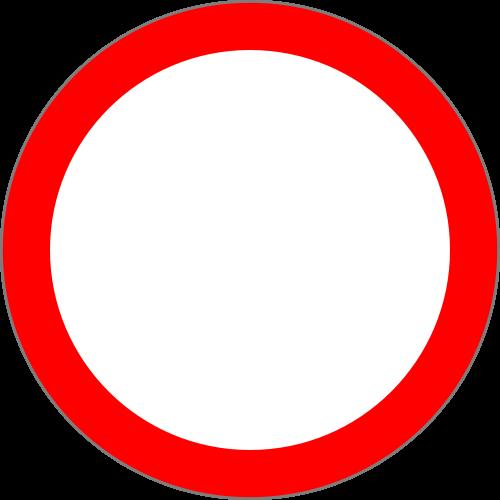 Znak-zakaz
